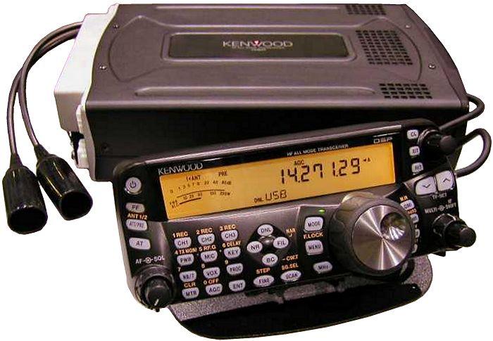 Kenwood TS-480 - Power Line Noise, de NØRQ
